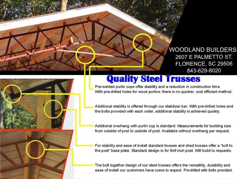 Woodland Builders | Pole Barns